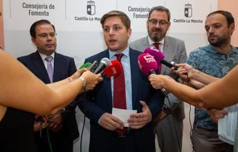 Nacho Hernando cree que 'no es democrático' vetar a ribereños en la comisión del trasvase