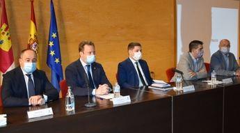 Instituciones y agentes sociales, juntos para que Albacete siga siendo nudo logístico y de comunicación