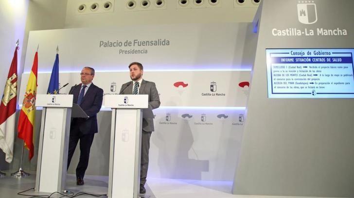 El Gobierno de Castilla-La Mancha tramita varios proyectos de construcción de nuevos centros de salud