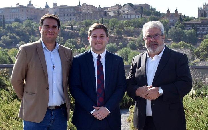 Hernando, consejero de Fomento informa a Renfe de las necesidades y demandas para Albacete