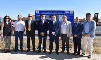 La Junta de Castilla-La Mancha destina 126.000 euros a mejorar seguridad vial en Tarazona (Albacete)