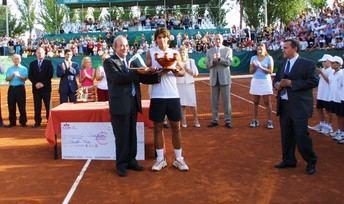 El Club de Tenis Albacete cumple 40 años en sus actuales instalaciones