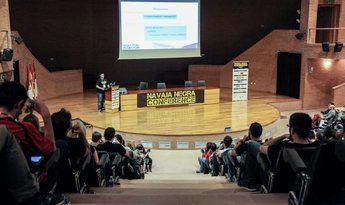 La octava edición de 'Navaja Negra', congreso de seguridad informática, se celebra en Albacete del 4 al 6 de octubre