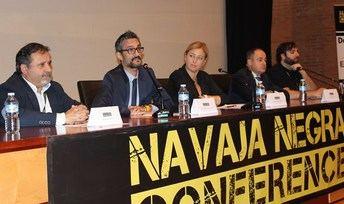 Inaugurado en el paraninfo de la UCLM en Albacete el IX Congreso de ciberseguridad 'Navaja Negra'