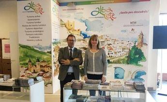 La hostelería y el turismo de Albacete están presentes en la Feria Internacional Navartur