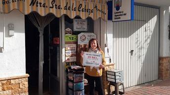 Un acertante de Nerpio (Albacete) del sorteo de la Bonoloto gana casi 40.000 euros