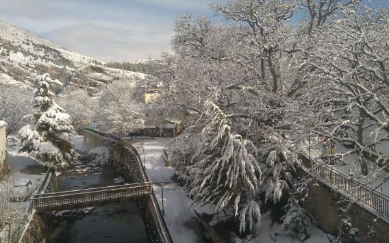 Nerpio (Albacete), que llegó a los -14,8 grados, registra la noche más fría en toda España