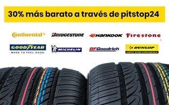 Comprar tus neumáticos en línea es más fácil con Pitstop24