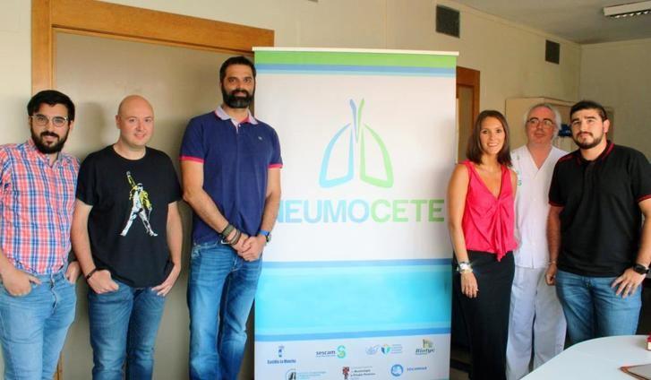 Más de 250 profesionales se dan cita en las jornadas neumológicas de Albacete