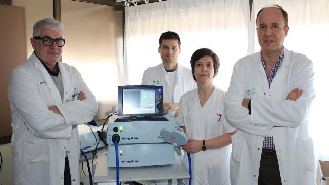Un paso más en Albacete para la rehabilitación en los servicios de neurología y neurofisiología