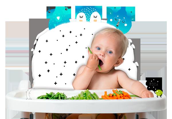 Baby Led Weaning: ni una cucharada de más