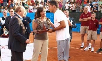 Nicolás Almagro ya ha estado otros años en Albacete.