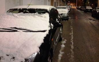 Sigue la alerta en 35 provincias por nieve y viento, entre ellas Albacete