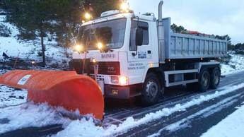 Se suspenden las clases en las comarcas de Hellín, Almansa y Sierra de Alcaraz, en Albacete, ante las previsiones de nieve