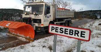 12 rutas escolares de Albacete, Cuenca y Guadalajara, afectadas por mal tiempo