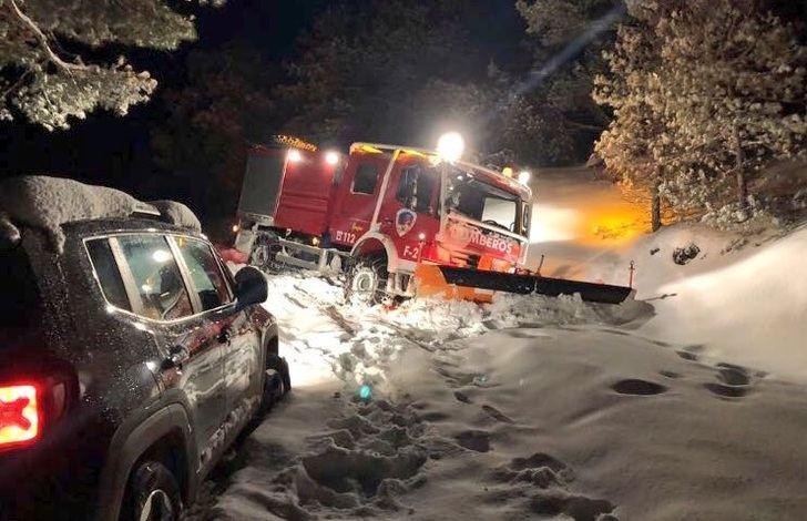 La previsión de fuertes nevadas y viento hace que la Junta de Castilla-La Mancha active la fase de alerta