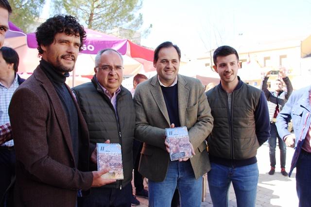Núñez asegura que el voto a Pablo Casado es el voto de la defensa de la libertad y del respeto a nuestras tradiciones