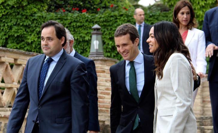 Pablo Casado afirma que PP remontará el 26M para ser contrapeso al Gobierno central
