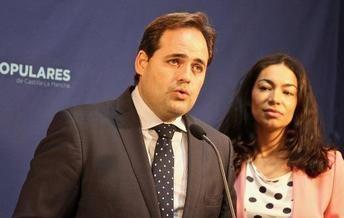 """Claudia Alonso, """"la mejor candidata"""" para que el PP gobierne en Toledo"""