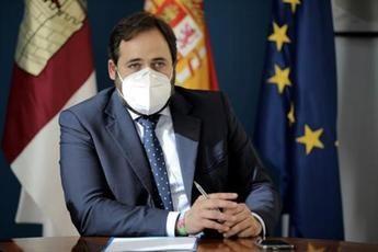 Núñez, presidente del PP de C-LM mantendrá aislamiento por contacto directo con un positivo en COVID-19