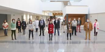 La asistencia de las consultas externas de neurología de Toledo ya se realiza en el nuevo hospital