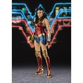 Nuevas figuras figuarts de Wonder Woman e Iron man Mk1