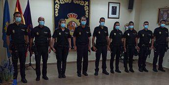 La Policía Nacional incorpora 62 nuevos policías nacionales en prácticas a las Comisarías de Castilla-La Mancha