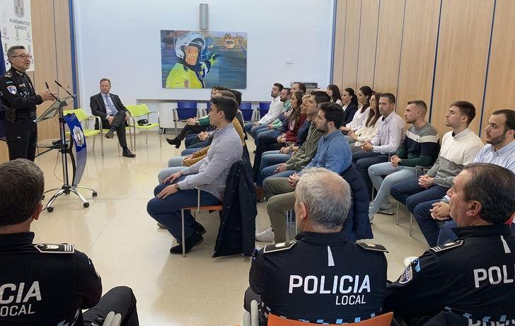 La Policía Local de Albacete incorpora a 22 agentes más y llega a 219 efectivos