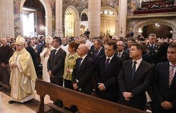 Ángel Fernández Collado toma posesión como nuevo obispo de la Diócesis de Albacete