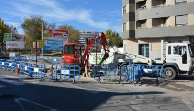 El Ayuntamiento de Albacete mejorará las redes de agua antes de las reformas de las calles Caba, Baños y Albarderos