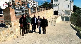 Terminadas las obras acometidas por la Diputación de Albacete en la localidad de Yeste