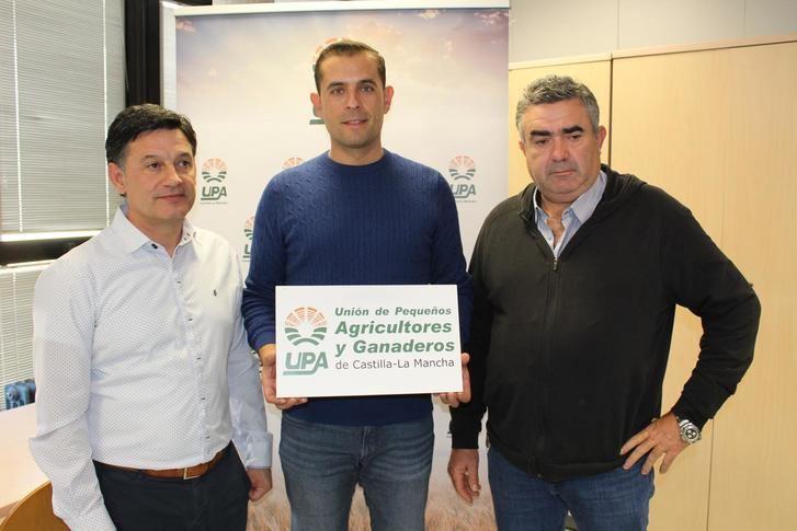 El Ayuntamiento de La Roda cuenta con una oficina de la Unión de Pequeños Agricultores (UPA)