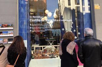 Más de 32.000 personas han pasado por la oficina de promoción turística de Castilla-La Mancha en Madrid