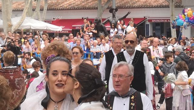 La Feria de Albacete 2018 mejora también en seguridad, con menos robos