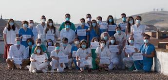 Oftalmología del Hospital Mancha Centro, reconocido en uno de los certámenes científicos más importantes de España