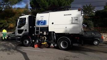 OHL incorpora flotas eléctricas en sus servicios municipales, en Albacete y varias provincias
