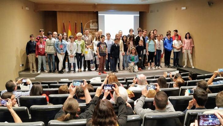 La XXX Olimpiada Matemática Provincial concluye con 5350 participantes y la implicación de 138 centros educativos