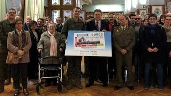 La ONCE dedica cupón 8 de diciembre a Inmaculada Concepción, patrona Infantería