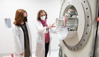 El nuevo hospital de Toledo instala aceleradores lineales para el servicio de oncología