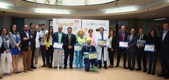 El servicio de Oncología de Albacete, animado a seguir trabajando tras la distinción al mérito regional