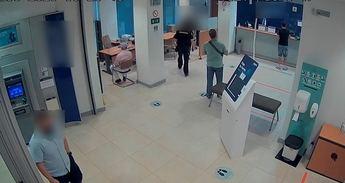 Un Guardia Civil fuera de servicio evitó el robo de 170.000 euros en un banco de Almansa (Albacete)
