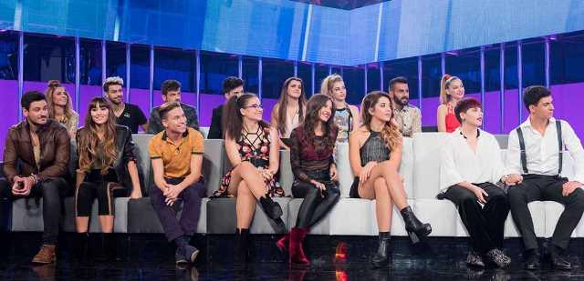Los concursantes de Operación Triunfo llegan a Albacete la próxima semana