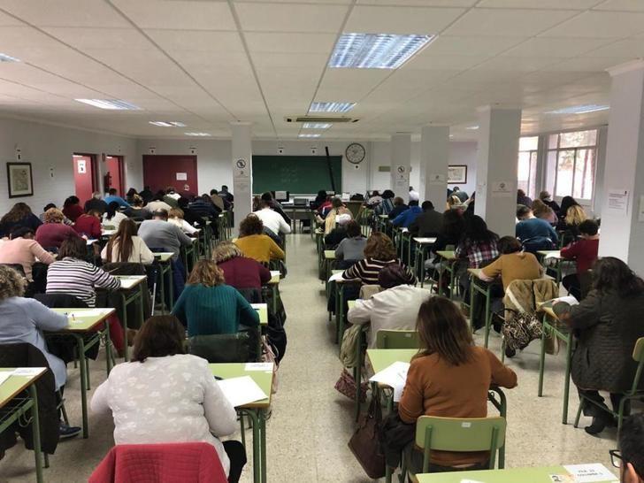 10.670 solicitudes para 1.000 plazas en las oposiciones a maestros en Castilla-La Mancha