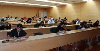 1.770 personas se han inscrito en las pruebas de competencias clave celebradas hoy en siete puntos de Castilla-La Mancha