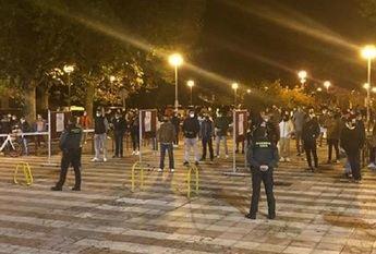 Casi 27.000 personas opositan este fin de semana en Toledo y otras sedes a más de 2.100 plazas de la Guardia Civil