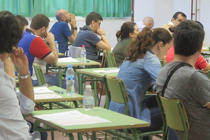 Tercer día de exámenes de oposiciones en Castilla-La Mancha, 4.700 opositores para 60 plazas