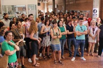 El 62,8% de los opositores a las 923 plazas de Secundaria y FP en Castilla-La Mancha se han presentado a los exámenes