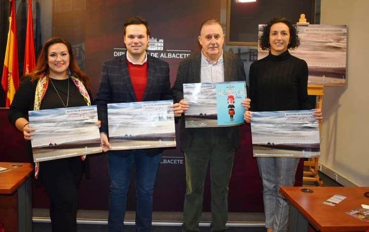 El XVI programa de narración oral 'Al amor de la lumbre' llegará el viernes al CRA Los Molinos, de Higueruela (Albacete)
