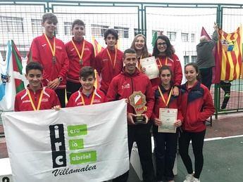 La orientación deportiva escolar de la provincia de Albacete se clasifican para la competición mundial