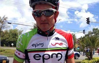 El ciclista albaceteño Óscar Sevilla gana la primera etapa de la Vuelta a Ecuador